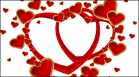 Coeur �� Coeur - mat��riel vecteur
