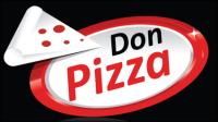 Pizza de la historieta de 02 - vector de material