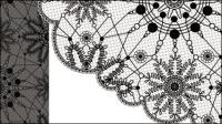 Sch��mas en noir et blanc 03 - mat��riel vecteur