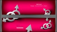 Valentine tag Elemente 10 - Vektor Material