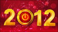 2012 WordArt 04 - mat��riel vecteur