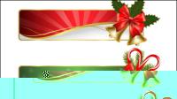 Noël ��l��ments exquis 02 - mat��riel vecteur