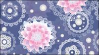 Pattern background 01 - mat��riel vecteur