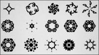 45 types de mod��les - mat��riel de vecteur