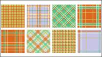 Plaid-Muster 01 - Vektor Material
