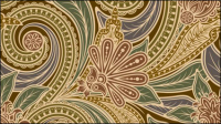 Continental exquis motif de fond 03 - vecteur mat��riel