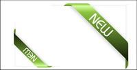 Green neue Multifunktionsleiste Vector Material