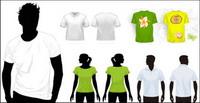 T-Shirt-Vektor-Vorlage