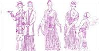 Tang-Anzug, chinesische Kleidung