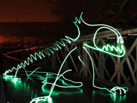 ~Light graffiti~NO.1