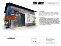 Patagonia - The Tin Shed