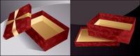 Geschenk-Box, box vector