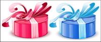 Cadeaux, cadeaux, vecteur cadeau