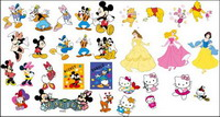 Disney Mickey Mouse dibujos animados