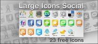 web2.0 Grandes icônes