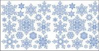 vecteur mat��riel flocon de neige -2