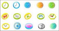 Clock Vektor Material