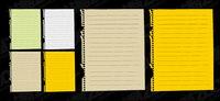 Vector mat��riel portable papier