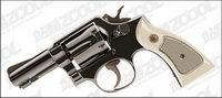 Revolver Vektor-Material