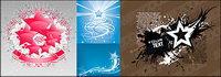 Vector wesentlichen Elemente des Themas Sterne-2