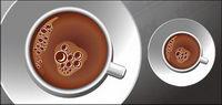 Une tasse de caf��
