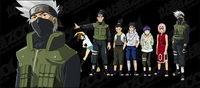 Naruto Zeichen Vektor Material