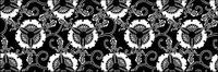 Vector traditionellen gekacheltes Hintergrundmaterial-12