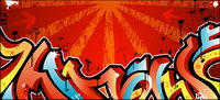 Rue graffitis logo