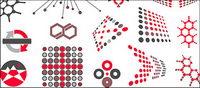 Vector Entwicklung der Design-Elemente-41