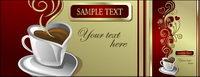 Vector mat��riel amour du caf��