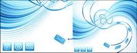 Envoyer un e-mail th��me dynamique bleu