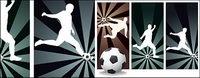 Fußball in Zahlen Bilder