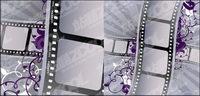 Film de mat��riau et la structure du vecteur