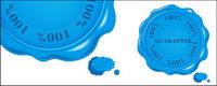web2.0 estilo vectorial material de aseguramiento de la calidad