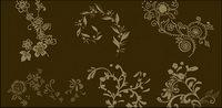 Mode wunderschöne Muster-2