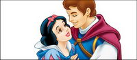 Disney Cartoon-Zeichen-Serie - Snow White 2