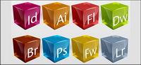 Adobe CS3 comestibles V2 ordinateur icône png