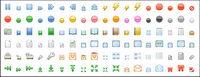 web2.0 web design petite icône mat��riau couramment utilis�� png