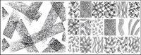 Textura de vectores-073-090