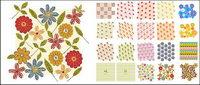 Gr��ner Tee Kampagnenmaterial Vektor Material 021-040