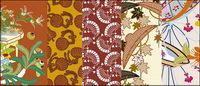 Vector serie pict¨®rica tradicional 12 - los elementos tradicionales