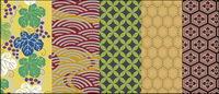 Vectores tradicionales pict¨®ricas tradicionales serie 9-textura