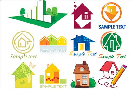 Link toMore than fifty forms house vector icon