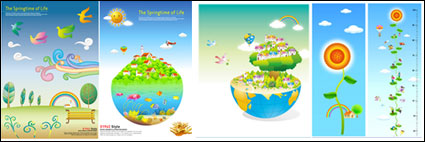 Link toX1942? style? 5 paragraph adorable fresh material vector illustration