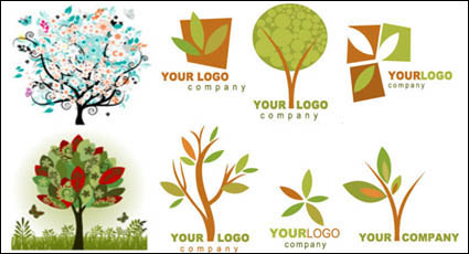 Link toTree vector material subject