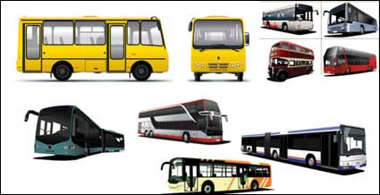 Link toVarious bus bus vector material