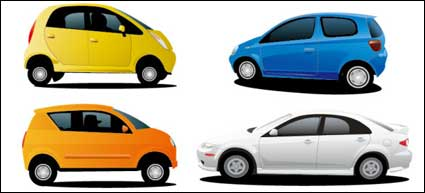Link to4 car vector material