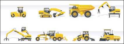Link toHeavy vehicle vector material -3