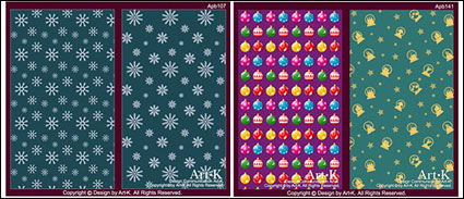 Link to10 cute vector christmas elements of the case of the background base maps