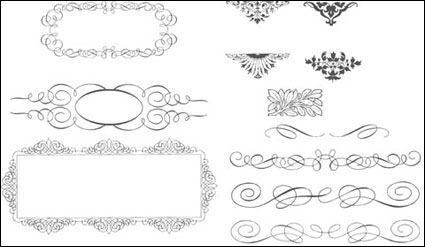 Link toSuccinct lace trimming vector source material